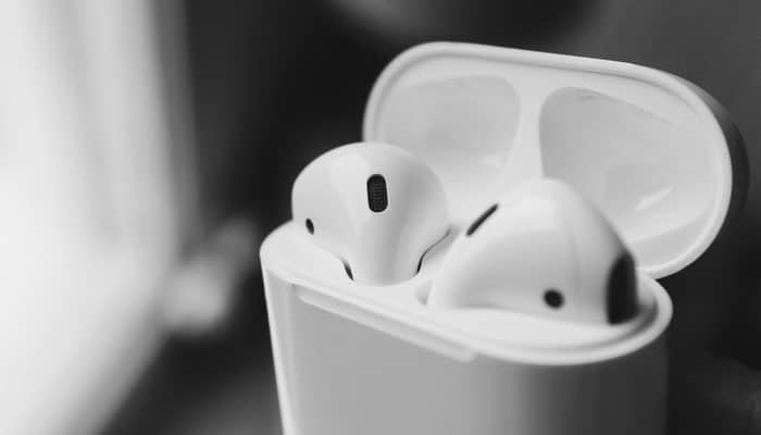 Apple Airpods not charging