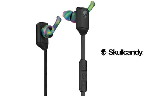 skullcandy wireless headset not charging