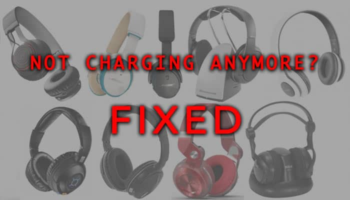 11 Tips How To Fix Bluetooth Headset Not Charging Issue? - [SOLVED
