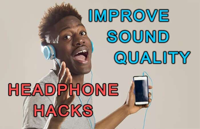 improve your headphone's sound quality